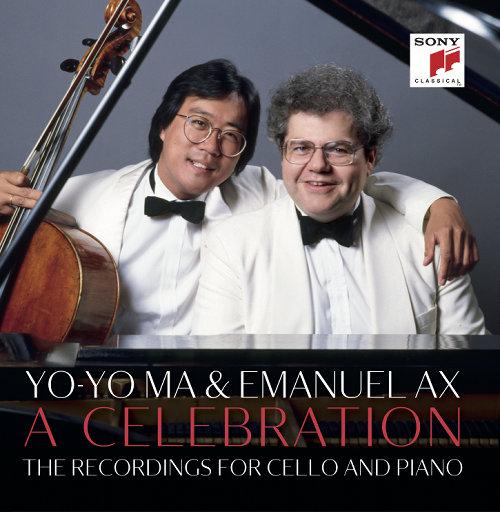 欢庆 - 伊曼纽尔·艾克斯与马友友合作50周年纪念专辑 (Emanuel Ax & Yo-Yo Ma - A Celebration) [21专辑套盒],马友友 & Emanuel Ax