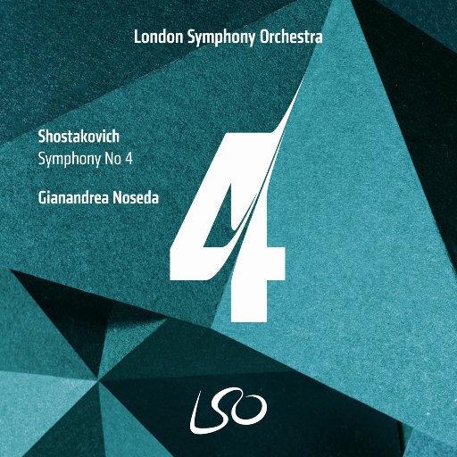 肖斯塔科维奇: 第四交响曲 (诺塞达 & 伦敦交响乐团),London Symphony Orchestra,Gianandrea Noseda