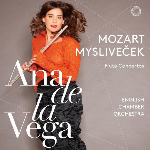 莫扎特 & 米斯利维切克: 长笛协奏曲,Ana De La Vega,English Chamber Orchestra,Stephanie Gonley