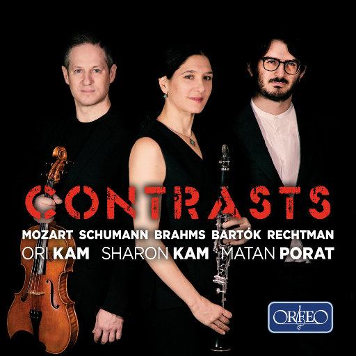 对比 (Contrasts),Sharon Kam,Ori Kam,Matan Porat