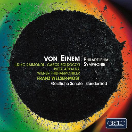 戈特弗里德·冯·艾内姆: 费城交响曲 (Philadelphia Symphony) / 部长奏鸣曲 (Geistliche Sonate) / 小时曲 (Stundenlied) (威尔瑟-莫斯特 & 维也纳爱乐乐团),Wiener Singverein