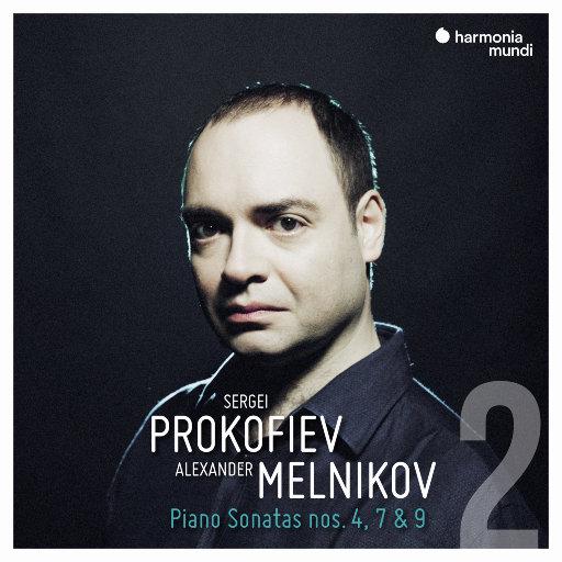 普罗科菲耶夫: 钢琴奏鸣曲 (Vol. 2),Alexander Melnikov