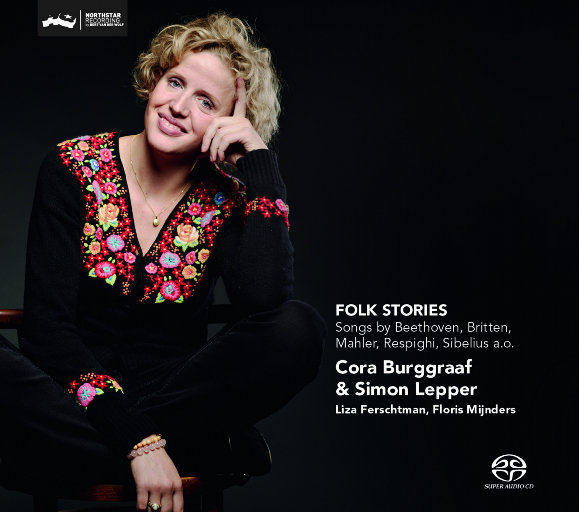 民间故事 (Folk Stories) [2.8MHz DSD],Cora Burggraaf, Simon Lepper, Liza Ferschtman, Floris Mijnders