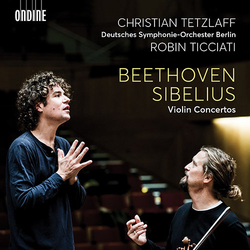 贝多芬 & 西贝柳斯: 小提琴协奏曲,Christian Tetzlaff