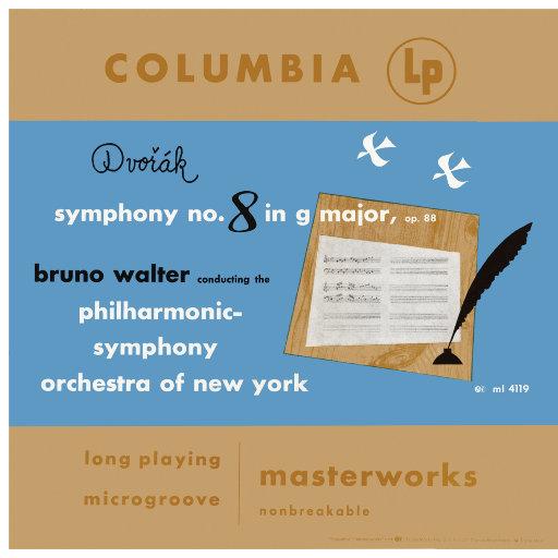 德沃夏克: 第八交响曲 & 斯拉夫舞曲 & 巴伯: 第一交响曲 (瓦尔特 & 纽约爱乐乐团),Bruno Walter