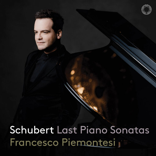 舒伯特: 最后的钢琴奏鸣曲 (D. 958-960),Francesco Piemontesi