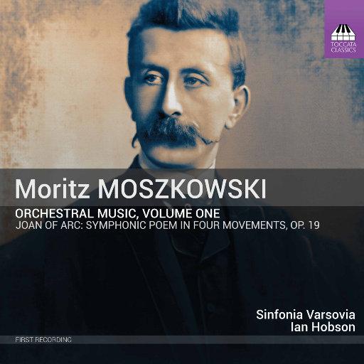 莫什科夫斯基: 管弦乐作品 (Vol. 1),Jakub Haufa,Sinfonia Varsovia,Ian Hobson