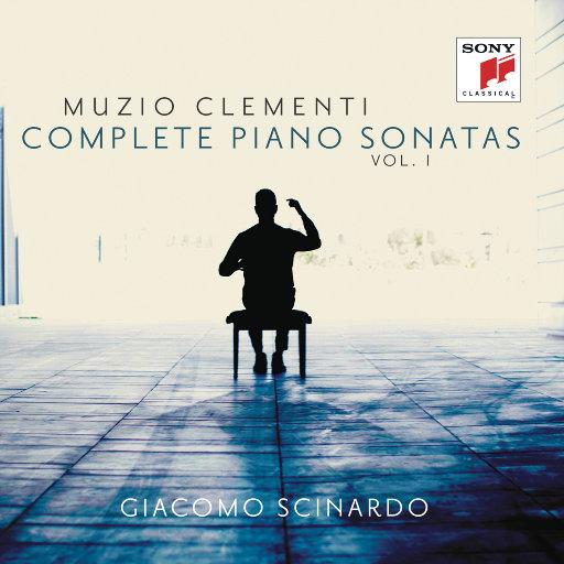 克莱门蒂: 钢琴奏鸣曲全集 (Vol. 1),Giacomo Scinardo