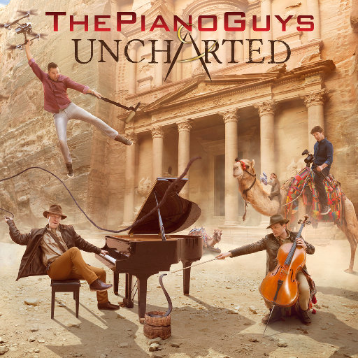 酷炫秘音 (Uncharted),The Piano Guys