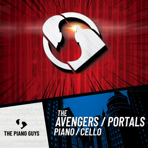 Avengers/Portals,The Piano Guys