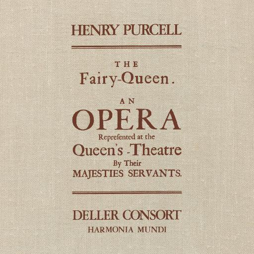普赛尔: 精灵女王 (The Fairy Queen),Deller Consort,Alfred Deller