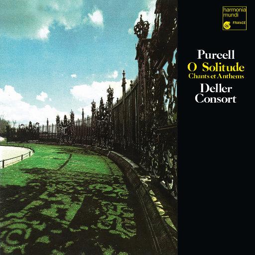 普赛尔: 孤独颂 (O Solitude),Alfred Deller,Deller Consort