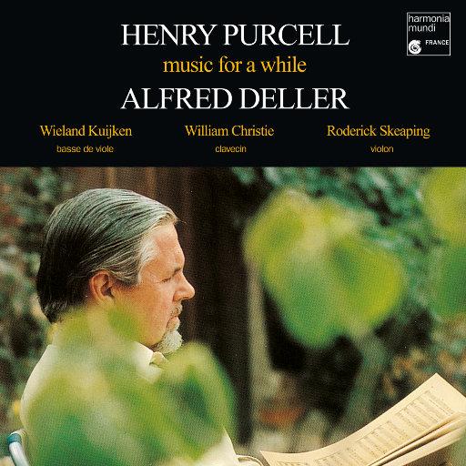 普赛尔: 瞬时音乐 (Music for a while),Alfred Deller,William Christie,Wieland Kuijken,Roderick Skeaping