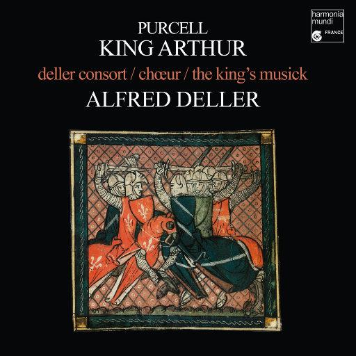 普赛尔: 亚瑟王 (King Arthur),Deller Consort,Alfred Deller,Roderick Skeaping,The King's Musick