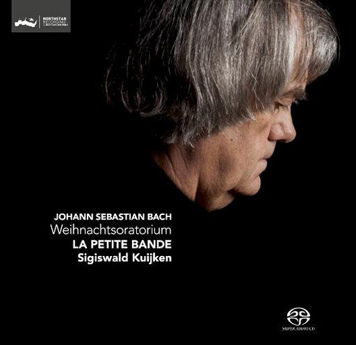 巴赫: 圣诞节清唱剧 (Christmas Oratorio), BWV248 [2.8MHz DSD],La Petite Bande, Sigiswald Kuijken