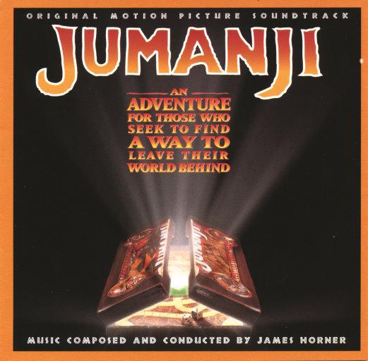 《勇敢者的游戏 (Jumanji)》电影原声带,James Horner