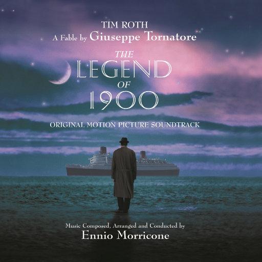 《海上钢琴师 (The Legend Of 1900)》电影原声带,EnnioMorricone