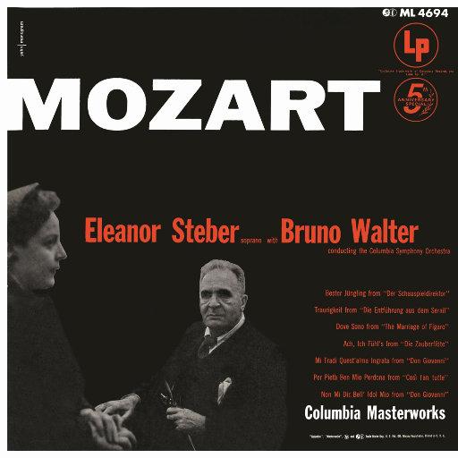 布鲁诺·瓦尔特指挥莫扎特咏叹调 (瓦尔特 & 哥伦比亚交响乐团),Bruno Walter