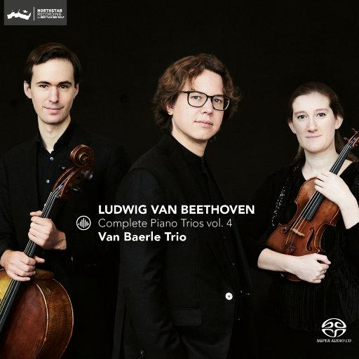 贝多芬: 钢琴三重奏全集 (Vol. 4) (2.8MHz DSD),Van Baerle Trio