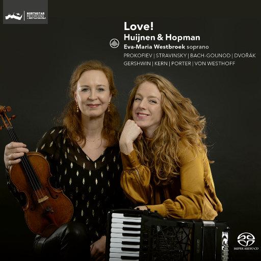Love! (5.1CH),Huijnen & Hopman