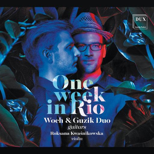 里约的一周 (One Week in Rio),Adam Woch,Roksana Kwaśnikowska,Robert Guzik