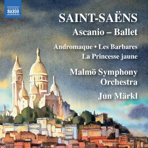 圣-桑: 阿斯卡尼奥-芭蕾音乐 (Ascanio: Ballet) / 蛮夷 (Les barbares) / 安德罗玛克 (Andromaque) 等舞台音乐,Malmö Symphony Orchestra