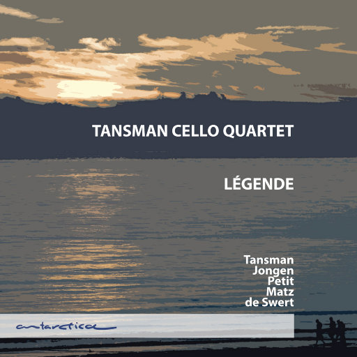 Légende (传奇),The Tansman Cello Quartet
