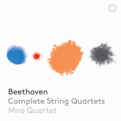 [套盒] 贝多芬: 弦乐四重奏作品全集 [8 discs],Miró Quartet