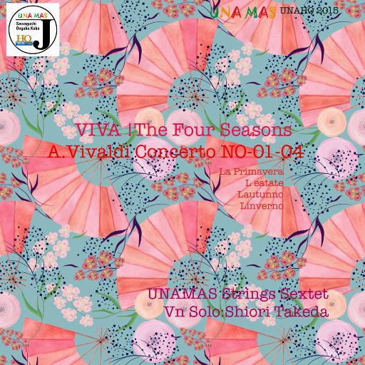 VIVA·四季 (新编版) [HPL],UNAMAS STRINGS