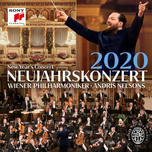 2020维也纳新年音乐会 (安德里斯·尼尔森斯 & 维也纳爱乐乐团),Wiener Philharmoniker, Andris Nelsons
