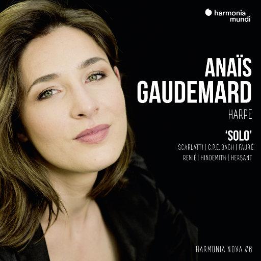 乐满地明日之星系列6 - 安奈斯·高德玛竖琴独奏 (harmonia nova #6),Anaïs Gaudemard