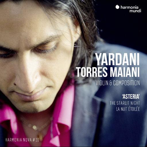 乐满地明日之星系列10 - 雅达尼·托雷斯·迈亚尼 - 夜星 (harmonia nova #10),Yardani Torres Maiani