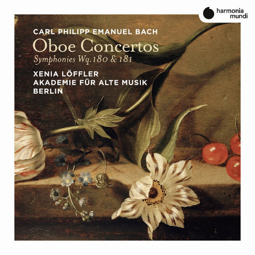 C.P.E. 巴赫: 双簧管协奏曲,Akademie für Alte Musik Berlin,Xenia Löffler