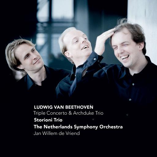 """贝多芬: 三重协奏曲 / """"大公""""三重奏,Storioni Trio"""