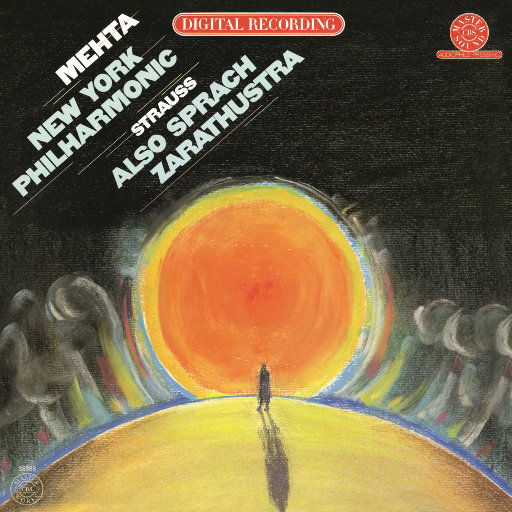 施特劳斯: 《查拉图斯特拉如是说》[祖宾·梅塔 & 纽约爱乐乐团],Zubin Mehta