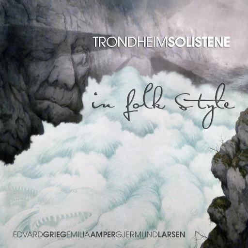 In Folk Style (352.8kHz DXD),TrondheimSolistene