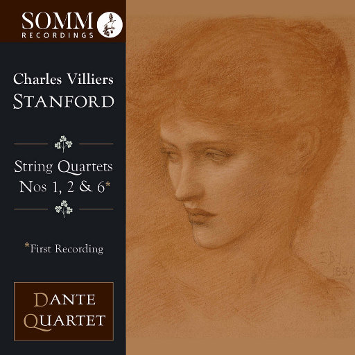 斯坦福: 弦乐四重奏, Vol. 3,Dante Quartet