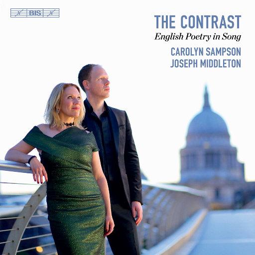 反差: 歌曲中的诗歌 (The Contrast: English Poetry in Song),Carolyn Sampson,Joseph Middleton