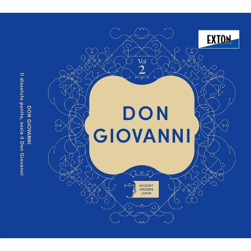 莫扎特歌剧:《唐·乔瓦尼》 [2.8MHz DSD],Various Artists