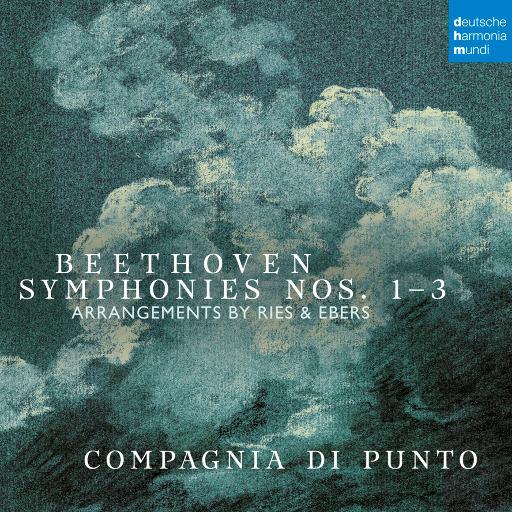 贝多芬:第1-3交响曲(由里斯和埃伯斯重新编曲),Compagnia di Punto