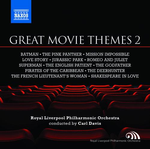 永恒的经典 电影主题曲 2(GREAT MOVIE THEMES 2),Carl Davis