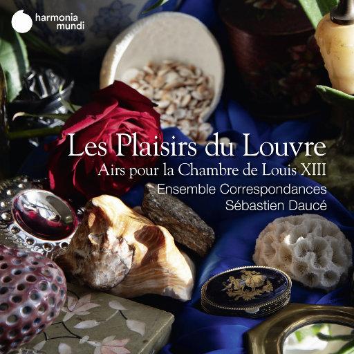 卢浮宫的乐趣——路易十三房间的空气,Ensemble Correspondances,Sébastien Daucé
