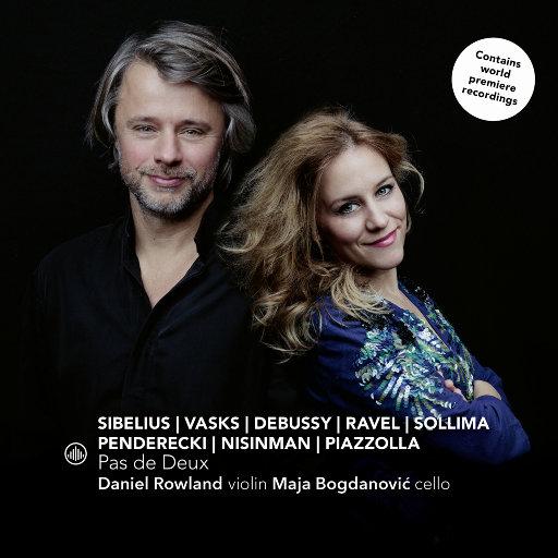 Pas de Deux,Daniel Rowland, Maja Bogdanović