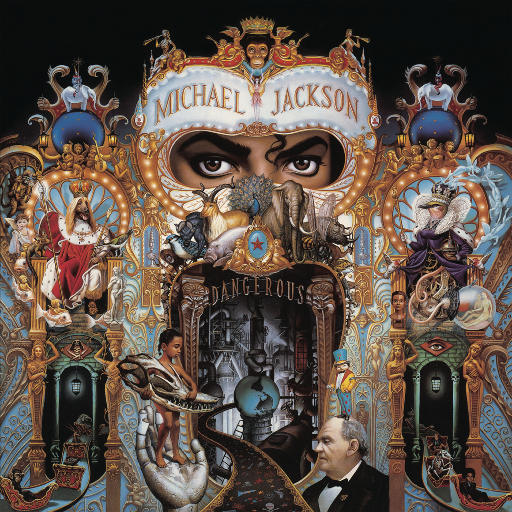 Dangerous,Michael Jackson