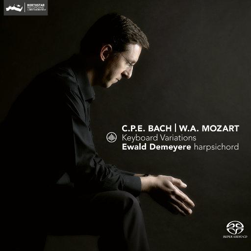 键盘变奏曲 (Keyboard Variations) (5.1CH/DSD),Ewald Demeyere