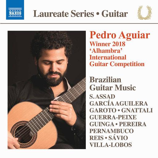 拿索斯桂冠系列 - 佩德罗·阿吉亚尔的吉他独奏音乐会,Pedro Aguiar