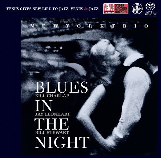 Blues In The Night [2.8MHz DSD],New York Trio