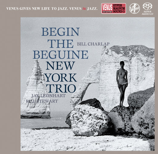 Begin the Beguine (2.8MHz DSD),New York Trio