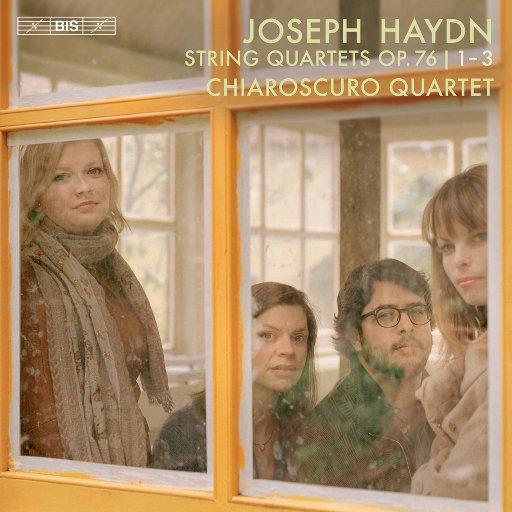 海顿:第1-3号弦乐四重奏 Op.76 [Chiaroscuro Quartet],Chiaroscuro Quartet