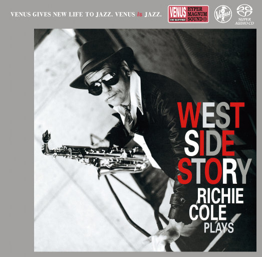 West Side Story (2.8MHz DSD),Richie Cole